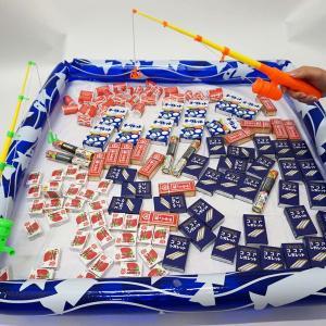 懐かしのお菓子つりつり大会 142個 [動画有]|event-ya