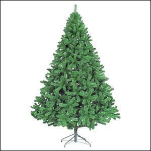 300cmクリスマスツリー(パインツリー) W190cm 4分割 / 装飾 デコレーション 柊 ホーリー|event-ya