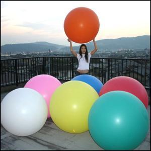 【国産】ジャンボバルーン[巨大風船] 3フィートサイズ|event-ya