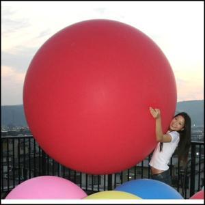 【国産】ジャンボバルーン[巨大風船] 4フィートサイズ|event-ya