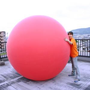 【国産】ジャンボバルーン[巨大風船] 8フィートサイズ|event-ya