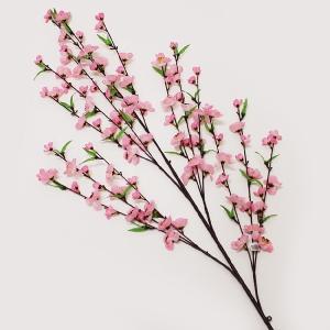 ひな祭り装飾 桃花の大枝 L110cm|event-ya