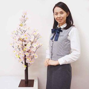 桜装飾 桜スタンド H80cm / 飾り ディスプレイ 春/動画有|event-ya