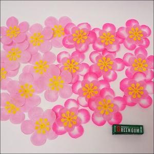 ひな祭り装飾 桃の花 W10cm 20枚セット / ディスプレイ 飾り 雛祭り|event-ya