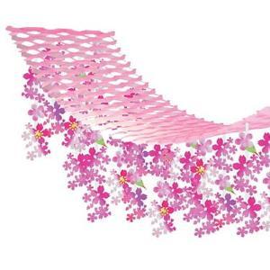 桜装飾 桜満開舞い桜ハンガー L180cm / 飾り ディスプレイ 春|event-ya