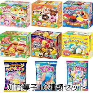 お菓子を作って食べよう!知育菓子 10種類セット【軽減税率対象商品】|event-ya