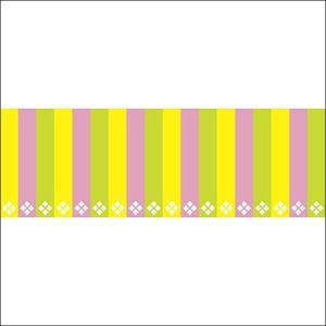 ひな祭り装飾 ビニール幕(お雛柄) W60cm×50M / ディスプレイ 飾り 雛祭り|event-ya