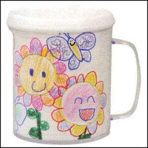 工作イベントセット お絵かきプラスチックマグカップ 10個|event-ya