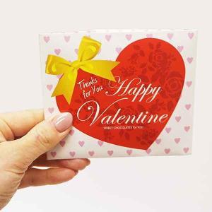 バレンタイン義理チョコ ハートチョコ5粒入り ×30個|event-ya