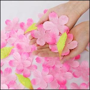 桜装飾 桜の花50枚セット / 飾り ディスプレイ 春/メール便1点まで可|event-ya