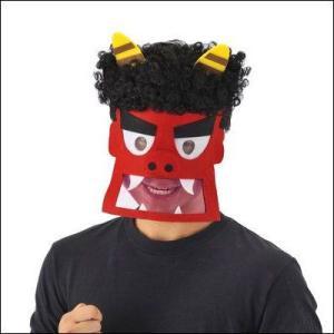 赤鬼のお面 / マスク・かぶりもの・お面|event-ya