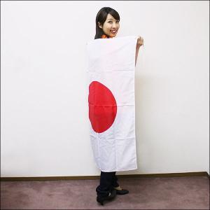 優勝者1周用日の丸国旗 70cm×105cm テトロン|event-ya