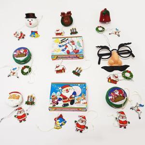 クリスマスおもちゃ3点セット 50袋|event-ya