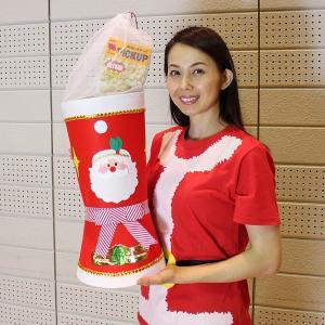 24cm大きい サンタブーツ(お菓子入り)|event-ya