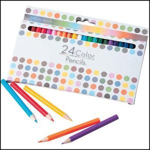 24色カラーペンシル 24箱|event-ya