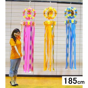 夏装飾 飾り付ココナツヤシの木 立木セット H114cm/夏 装飾 ディスプレイ [動画有]|event-ya