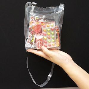 クリアバック入り お配りお菓子景品セット(30名様用) / 子供会 粗品 イベント お祭り|event-ya
