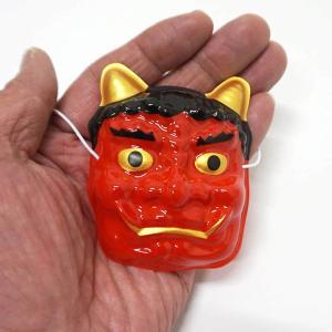 お面 青鬼(緑色) / マスク かぶりもの 仮面 おめん|event-ya