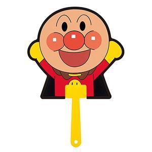 まんがキャラクターダイカットうちわ(10枚) アンパンマン / アニメ マンガ 漫画 団扇|event-ya