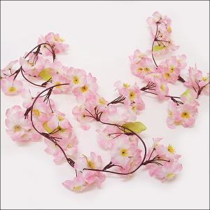 桜装飾 桜ガーランド L180cm / 飾り ディスプレイ 春 event-ya