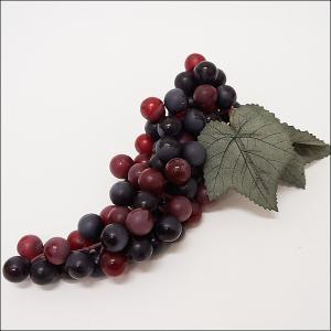 秋の装飾 ぶどうの実 26cm ワイン色 / 動画有|event-ya