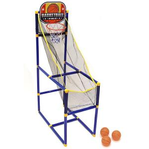 スポーツおもちゃ バスケットボールゲーム H123cm [大型商品160cm以上]|event-ya