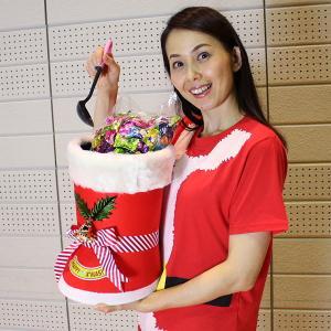 クリスマスブーツのキャンディーすくいどり景品セット 飴約630個|event-ya