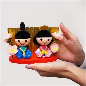 【在庫限り!特価品】ひなまつりミニPOP(おひなさまとおだいりさま)1,700⇒1,000円 / ディスプレイ 飾り 雛祭り|event-ya