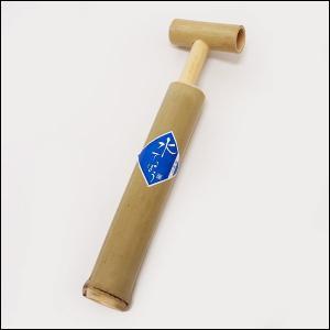 竹おもちゃ 竹製水てっぽう 取っ手付 10個 / 玩具 伝統 水鉄砲|event-ya