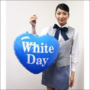 ハート型ビニール風船 ホワイトデー|event-ya