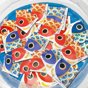 こどもの日 おっとっとお菓子入り鯉のぼりボックス 50個 / 子供の日 景品|event-ya