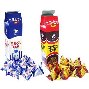 つぶつぶチョコレートが入っているお菓子屋さんの牛乳パック  2個 H23.5cm【軽減税率対象商品】|event-ya
