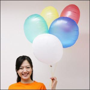 エコ風船 丸型5色カラー(50枚)  【バルーン】|event-ya