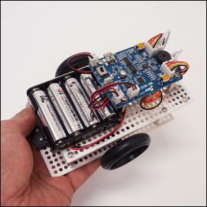ロボット組立 プログラミングロボット入門キット / 手作り工作/ 動画有|event-ya