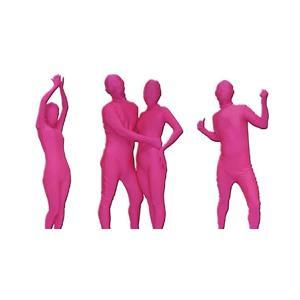顔なし全身タイツ ピンク Mサイズ|event-ya