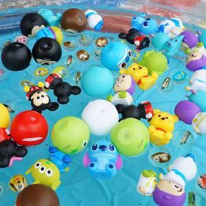 簡単スタートキット ディズニー人形・真ん丸ボール・スーパーボールすくい大会セット 200個 event-ya 02