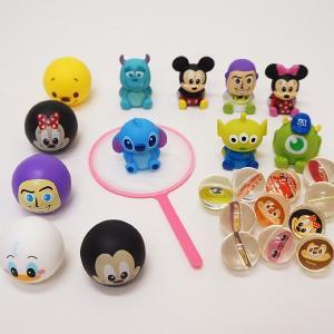 簡単スタートキット ディズニー人形・真ん丸ボール・スーパーボールすくい大会セット 200個 event-ya 03