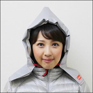 防災頭巾[頭きん・ずきん]大人用|event-ya