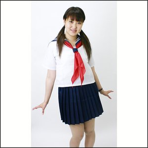 コスチューム キューティー夏のセーラー服|event-ya