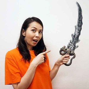 ドラゴンナイフ 55cm|event-ya