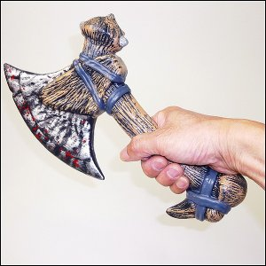恐怖の斧(オノ) 27cm|event-ya