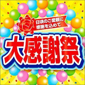 大感謝祭 テーマポスター 38×38cm両面 10枚入り|event-ya