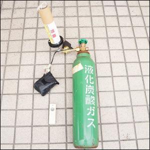 特殊効果 エアキャノン砲 2双 リモコン付 [動画有り]|event-ya
