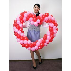 ハート型風船キット [動画有り]|event-ya