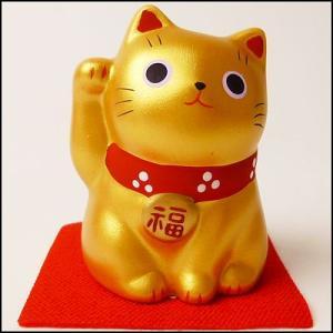 福おいで招き猫 金|event-ya
