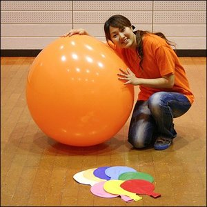 【マレーシア産】格安ジャンボバルーン[巨大風船] 75cm|event-ya