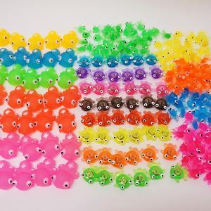 水に浮くすくい用おもちゃ ぷかぷか金魚おもちゃ398個セット/ 水のおもちゃ すくい景品 縁日  [動画有り]|event-ya