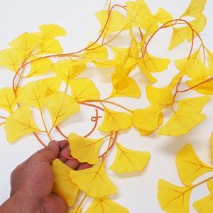 いちょうガーランド 180cm / 秋・装飾・ディスプレイ・飾り  [動画有り]|event-ya