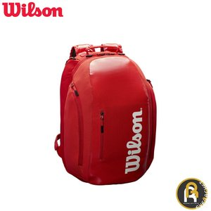 ウイルソン Wilson バッグ SUPER TOUR BACKPACK WRZ840896 バドミ...