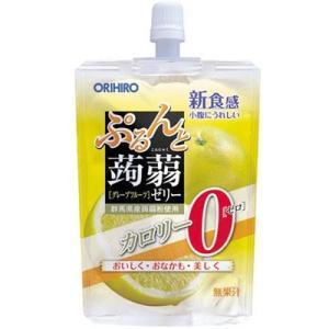 オリヒロPD STぷるんと蒟蒻ゼリーZEROG...の関連商品3